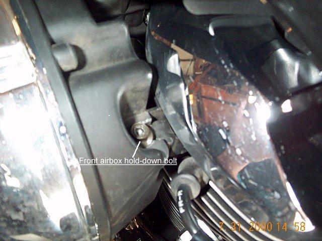 Adjusting the Mixture Screws - VT750DC com