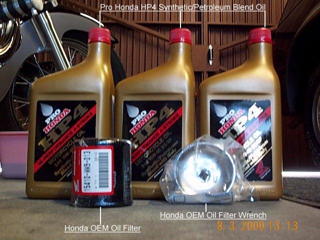 Ace 750 Oil Change Vt750dc Com
